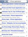 Web Search screenshot 1/1