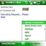 Mobiwee Remot Access to Your Mobile phone screenshot 1/1
