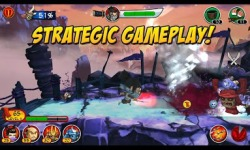 SAMURAI vs ZOMBIES DEFENSE 2 screenshot 2/6