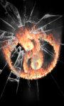 Burning jing jang lwp Free screenshot 1/5