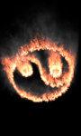 Burning jing jang lwp Free screenshot 3/5