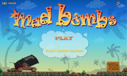 Mad Bombs screenshot 1/6