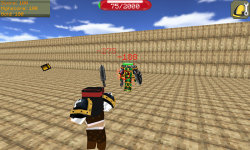 Pixel Warrior 3D - Sword and Gun Multiplayer screenshot 3/3
