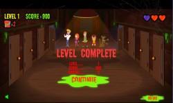 Scooby Doo Hallway of Hijinks screenshot 3/5