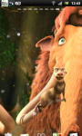 Ice Age Live Wallpaper 5 screenshot 2/3