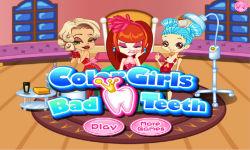 Color Girls Bad Teeth screenshot 1/6