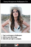 Kacey Musgraves Wallpapers for Fans screenshot 3/6