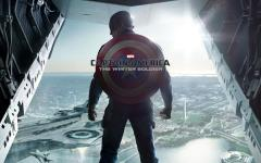 Captain America The Winter Soldier Wallpaper LIVE screenshot 3/6