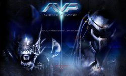 Alien vs Predator Wallpaper HD screenshot 5/6
