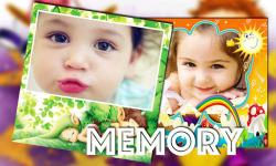 Kid Photo Frame Collage screenshot 3/6