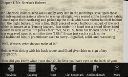 The Hound of the Baskervilles by A Conan Doyle screenshot 5/5