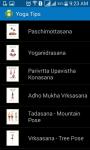 Free Yoga Tips screenshot 2/5