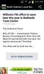 North Dakota Local News screenshot 2/3