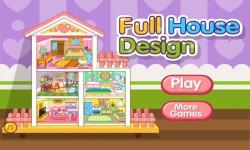 Full House Design screenshot 1/5