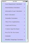 Loan Repayment Calculator App screenshot 4/4