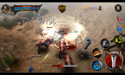 BloodWarrior screenshot 2/5