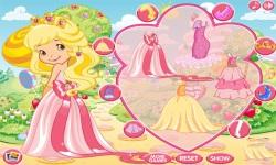 Strawberry Sweet Princess Dress Up screenshot 2/3