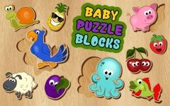Baby Puzzle Blocks screenshot 1/6