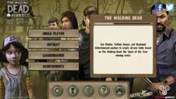 The Walking Dead Pinball base screenshot 2/3