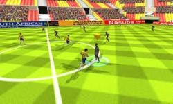 Football fever java game New screenshot 1/6