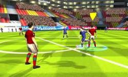 Football fever java game New screenshot 5/6