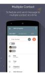 SMS Scheduler - Android App screenshot 6/6