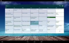 Business Calendar Pro source screenshot 1/6
