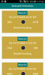 Kabaddi Schedule screenshot 2/6