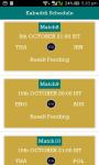 Kabaddi Schedule screenshot 4/6