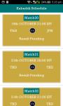 Kabaddi Schedule screenshot 5/6