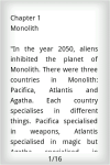 Young Adult EBook -  Space Age screenshot 2/4