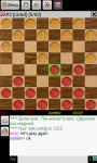 Checkers online free screenshot 1/3