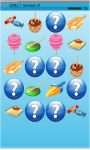 Sweets Memory Game Free screenshot 3/4