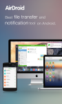 AirDroid by SAND STUDIO screenshot 1/6