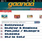 Gaana Pro screenshot 2/2