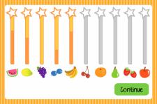 Learn Mandarin with Penyo Pal Food Frenzy screenshot 3/3