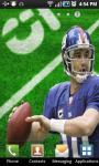 Eli Manning LWP screenshot 3/3