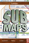 SubMaps-All Subway maps for you! screenshot 1/1