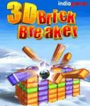 3D BrickBreaker screenshot 1/1