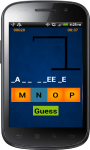 Words and Friends Hangman screenshot 2/5