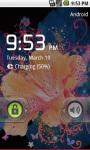 Cool Flower Abstract Live Wallpaper screenshot 5/5