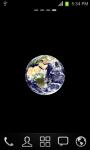 Live Earth-Wallpaper screenshot 2/4
