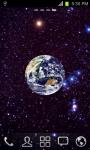 Live Earth-Wallpaper screenshot 3/4
