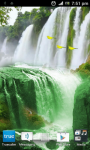 Waterfall 4D live wallpaper screenshot 1/3