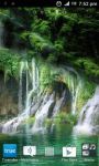 Waterfall 4D live wallpaper screenshot 3/3