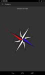 Simple Magnetic Compass screenshot 1/3