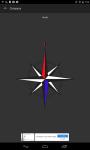 Simple Magnetic Compass screenshot 2/3