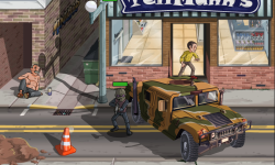 Street Shooting Games screenshot 1/4