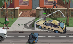 Street Shooting Games screenshot 3/4