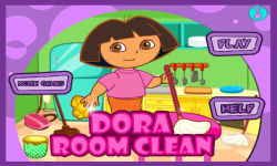 Dora Room Clean screenshot 1/5